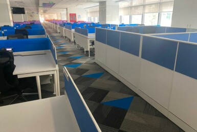 12000 sq-ft furnished office space for rent in kr puram