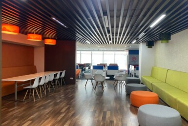 office space in manyata tech park