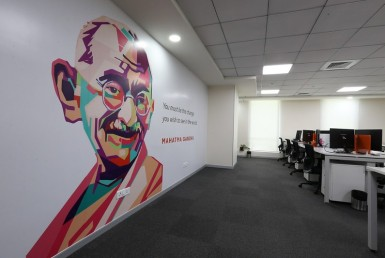 Office Space in Old Madras Road