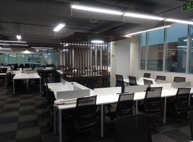 Furnished office space for rent in outer ring road