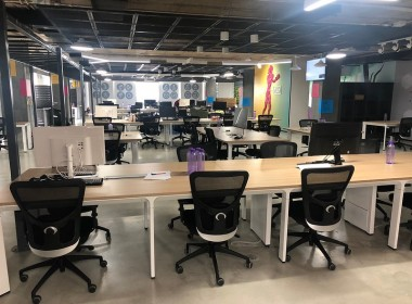Furnished Office Space in MG Road