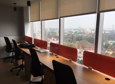 Furnished Office Space in Electronic City