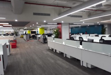 Office Space in Bagmane Tech Park