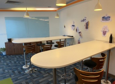 Furnished Office Space in Lavelle Road