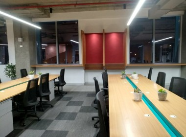 Office Space in Global Village Mysore Road