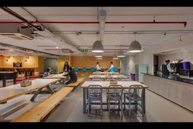 Office Space near International Airport Bangalore