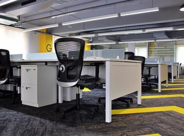 Furnished office space in Old Airport Road